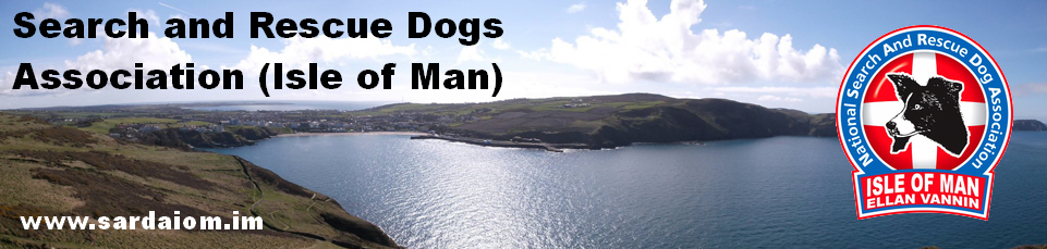 Search and Rescue Dogs (Isle of Man)